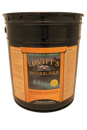 Lovitt S Natural Gold  Gallons