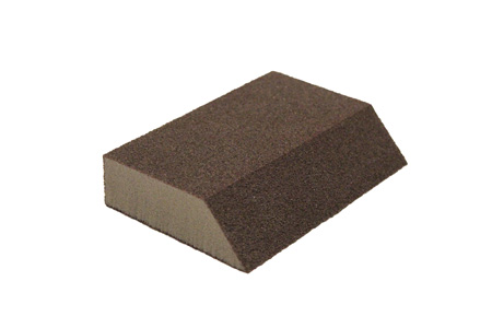 3m Medium Grit Sanding Sponge Log Homes Log Stains