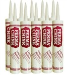 Perma-Chink Log Home Chinking -30 oz tubes
